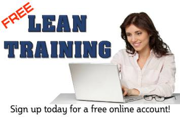 free lean manufacturing training online