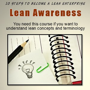 lean manufacturing awareness training