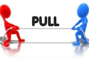 push versus pull system