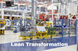Lean Transformation Training and Certification