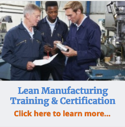 Lean Manufacturing Training & Certification
